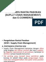 5. Manajemen Rantai Pasokan (Suplly Chain Management)