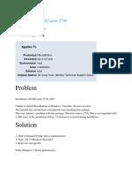 How to fix 3728 error code