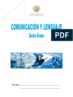 Texto Comunicacion y Lenguaje 6to_grado