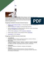 Golongan Antibiotik Dan Penggunaan