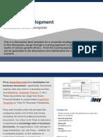 flevy_strat_dev_discussion_deck.ppt
