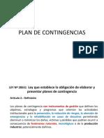 Plan de Contingencias 1