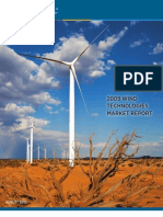 2009 Annual Wind Market Report