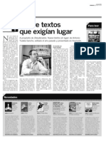 Antonio Tudela Sancho Desubicados