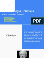 Epistemologia compleja