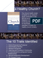 Church Survey - CHAT Survey Presentation