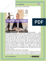 Legal Case Study Examples.docx