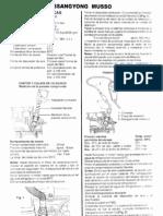Manual Reparacion OM662 Ssangyong Espanol