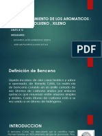Exposicion Aprovechamiento de Los Aromaticos 2.0