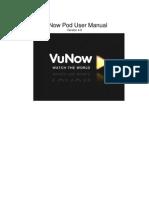 VuNow User Manual