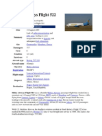 Helios Airways Flight 522