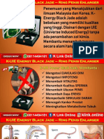 PDF Energy Black Jade wa 08114494181