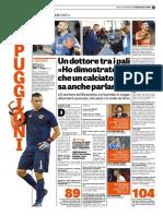 La Gazzetta Dello Sport 20-10-2018 - L'intervista