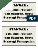 Standar 1
