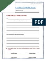 Contrato Conductual (1)