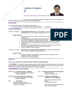 Resume reference