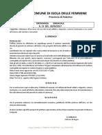 PROGETTO ESECUTIVO DI MANUTENZIONE STRAORDINARIA DELLA CAMERA MORTUARIA E LOCALI ANNESSI, ALL'INTERNO DEL CIMITERO COMUNALE DI ISOLA DELL.pdf