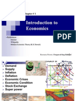 01. Introduction to Economics