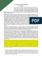 la modificación socialista del hombre - en La genialidad y otros textos editado por G Blanck