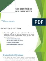 Irrigation structures &Irrigation Implements.pptx