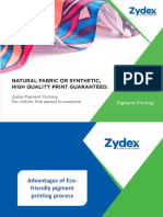 Advantages of Eco-friendly pigment printing process.pptx