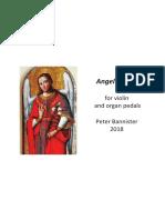 Peter Bannister (1966 - ) Angel of Lviv (2018) sample