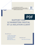 Le Marketing Digital Et La GRC