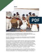 Afro Bolivianos