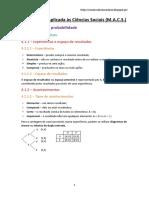 4 - Modelos de Probabilidade