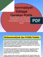 10. Muhammadiyah Sebagai Gerakan Politik