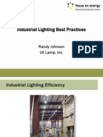 Randy J Industrial Lighting BP