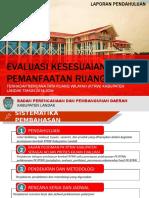 Laporan Pendahuluan Review RTRW Landak