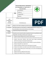 8.1.1.1 SOP Pemeriksaan Malaria (RDT)