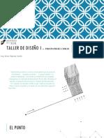 Taller de Diseño III – Percepción Del Espacio