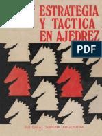 Estrategia y Táctica en Ajedrez _Max Euwe
