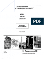 Urea Unit Process Book