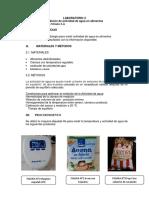 LABORATORIO 2 quimica