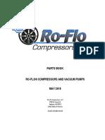 Ro-Flo Parts Book ENG