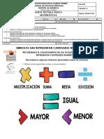 Guia Escuela Nueva Matematicas II y III Periodo 2018