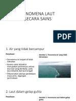 Fenomena Laut