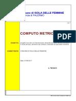 2017 Giugno Camera Mortuaria Locali Annessi Minafra d'Arpa Euro 98.901,44 Cig 7105515877 Computo Metrico
