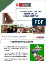 1 Situacion Embarazo en Adolescente Perú Final