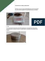 Instrumentos Que Se Utilizaron en El Primer Laboratorio