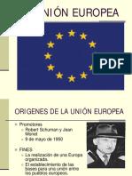 Unión Europea - 2016