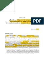 Financierizacion de Latinoamerica - MIOTTI , L