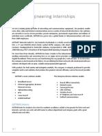ADTRAN Engineering Internships