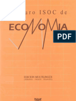 Tesauro Economía CSIC