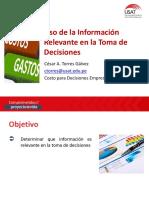 Cap III - Costo Para La Toma de Decisiones