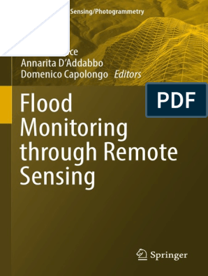 Flood Monitoring throgh Remote Sensing pdf | Flood | Radar