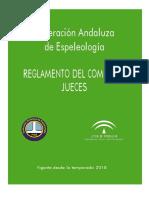 Reglamento Jueces Fae 2018 2018-03-09